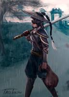Mercenary by TiroTetsu