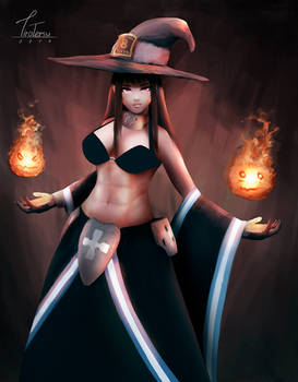 Maki Oze - Fire Force