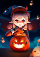 Genshin Impact | Klee Halloween