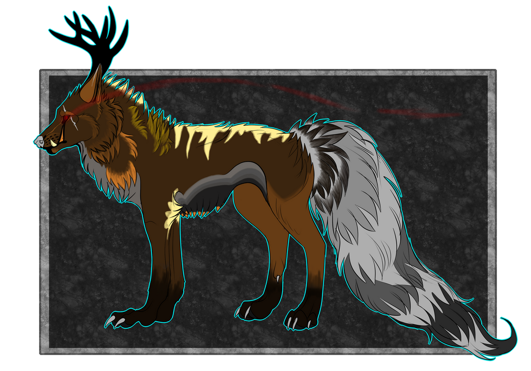 Ryx Design Contest Entry by CrimsonnWolf