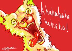 AHAHAHAHA by CrashesIntoSpace