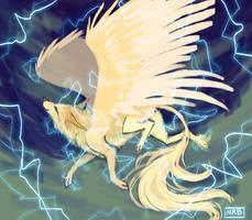 Lighteningy by saltwaterhermit
