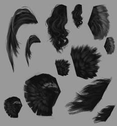 Hair Day by saltwaterhermit