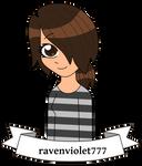 Gift for ravenviolet777 by IvaIvanic