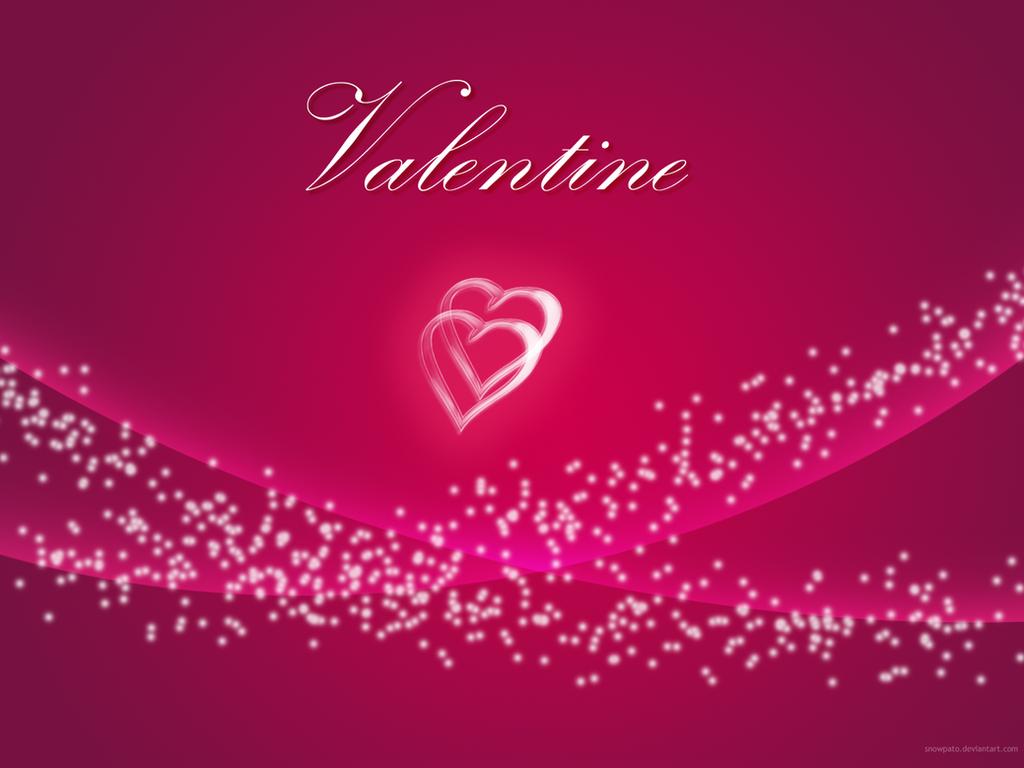 Valentine Hearts by Snowpato