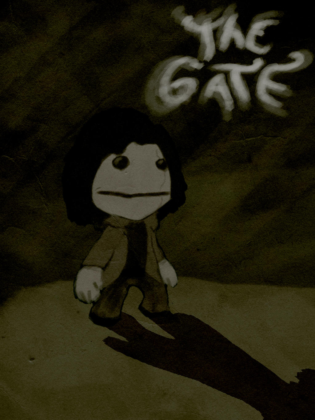 The Gate by ViggObscure