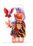 Mothra 8 by VeryAngryTree