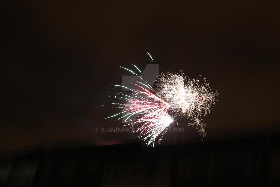 Fireworks by SlamDunkin