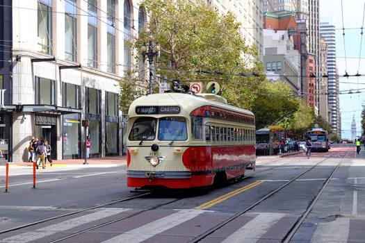 San Fran Streetcar