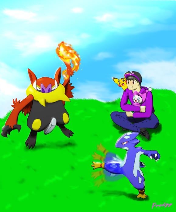 Team Prodigy By PikachuProdigy On DeviantArt