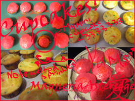 CupcakesCupcakesCupcakesYeah by NekoNamiCosplay