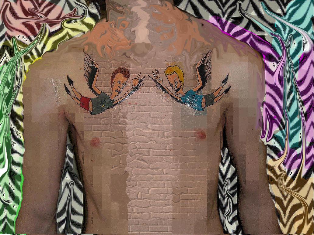 Stix's New Tattoo