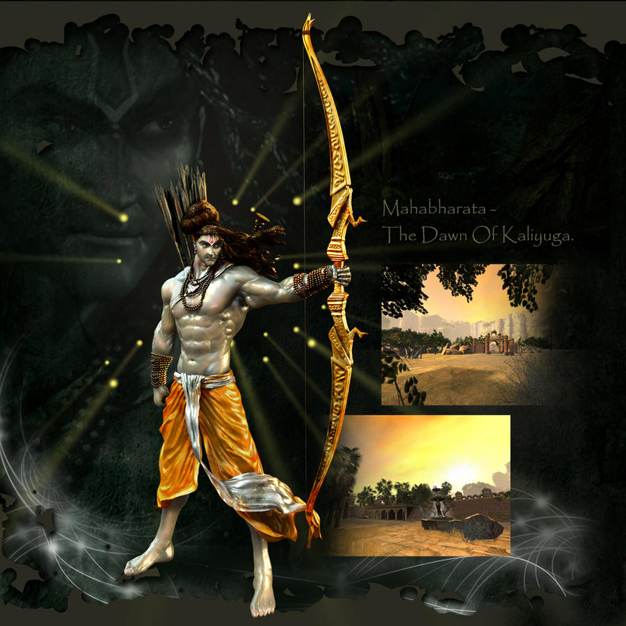 MAHABHARATA by susnigdh on DeviantArt