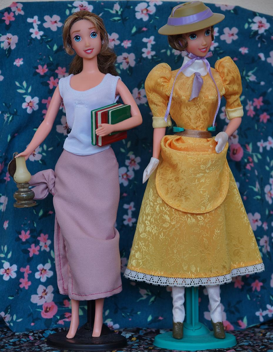 Jane Tarzan Disney Mattel Dolls By Camiiieee On Deviantart