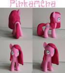 Pinkamena Custom: Crazy Pinkie 3 by alltheApples