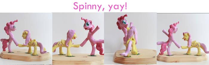 Spinny -- yay!