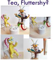 Tea, Fluttershy?