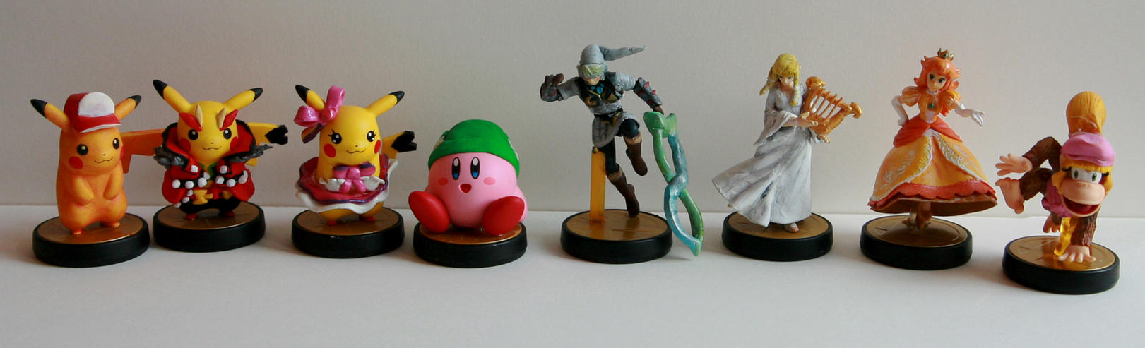 Second Batch of Amiibos! by alltheApples