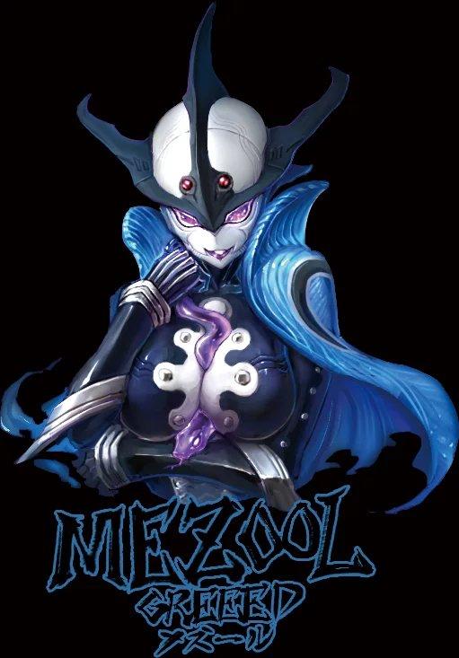 Greeed  Mezuru by freedomz3