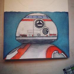 Roll on BB-88  by Amatra