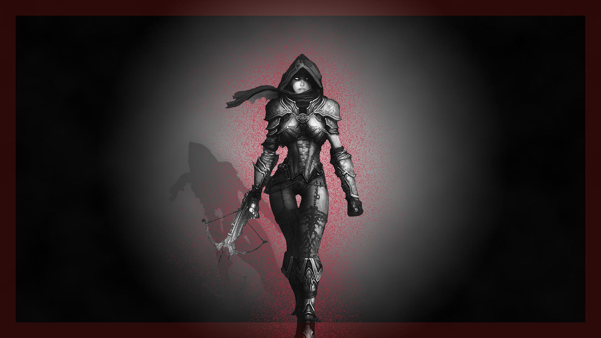 Diablo 3 Demon Hunter By Dexyphered On Deviantart