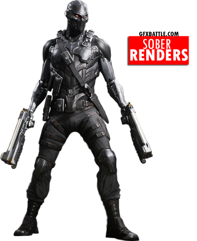 [Twin Blast] Paragon Render {Shadow OPS} by SoberDreams