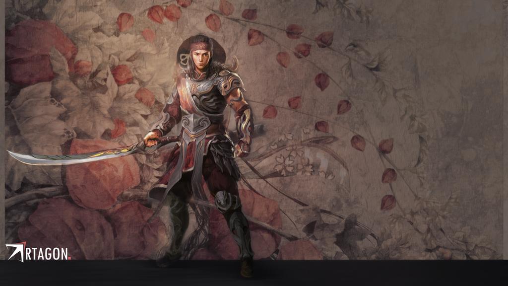 [Kwang] Custom Paragon Wallpaper {1440p} by SoberDreams