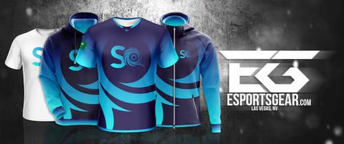 Squall [Esport Apparel Design] by SoberDreams