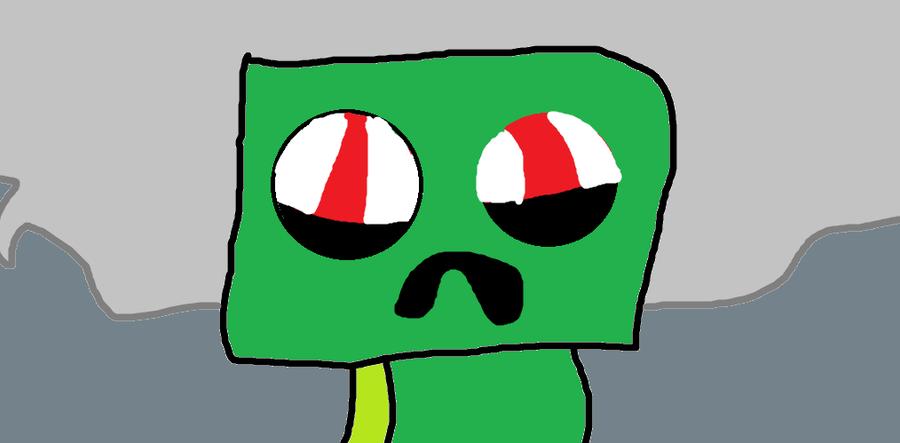 Cute Creeper Minecraft Wallpaper Minecraft-cute creeper by