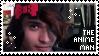 TheAnimeMan stamp! by AllyRat