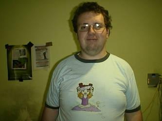 my Chibi Chibi T-shirt by Williefleete