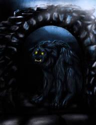 G'Mork - Neverending Story by Wolven-Sister