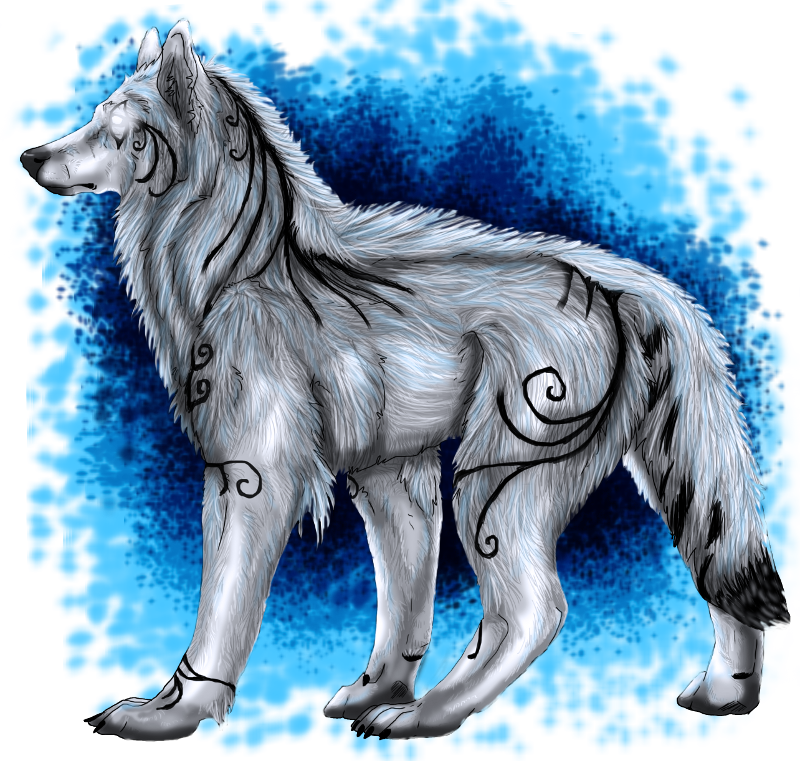 Ghost Of Sister Wolf By Wolven Sister On Deviantart