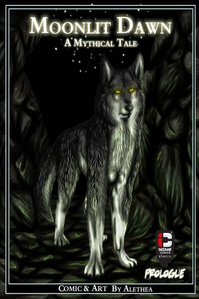 Moonlit Dawn: A Mythical Tale [FOR SALE!] by Wolven-Sister