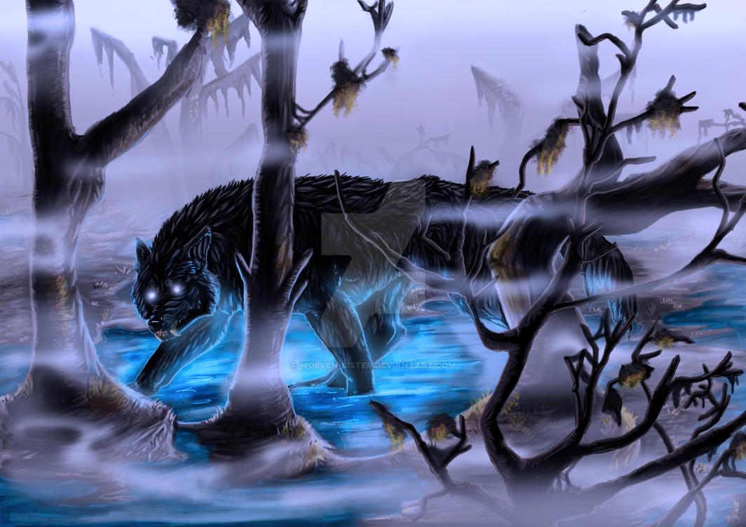 Swamps of Sadness by Wolven-Sister