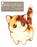Kawai Cat Render ^^