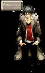 Monkey D. Luffy (Render)