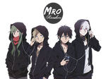 Kagerou Project Render
