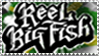 Reel Big Fish Stamp by RottenKindaCute