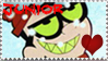 Nergal Junior Stamp by RottenKindaCute