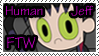 Human Jeff Stamp by RottenKindaCute
