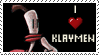 I :heart: Klaymen by RottenKindaCute
