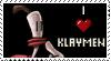 I :heart: Klaymen by RottenKindaCute