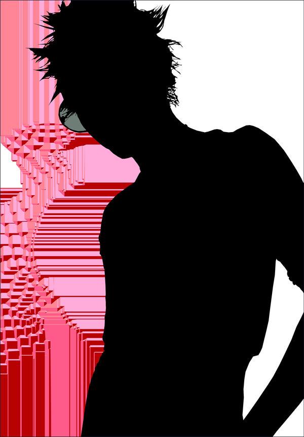 Self Portrait by Larin-Nickolay