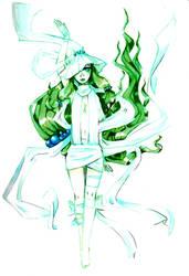 The Veiled Godess