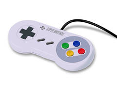 Nintendo Pad by Flame-X