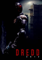 dredd alt poster by ScottTsun