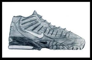 nike shoe by juntao
