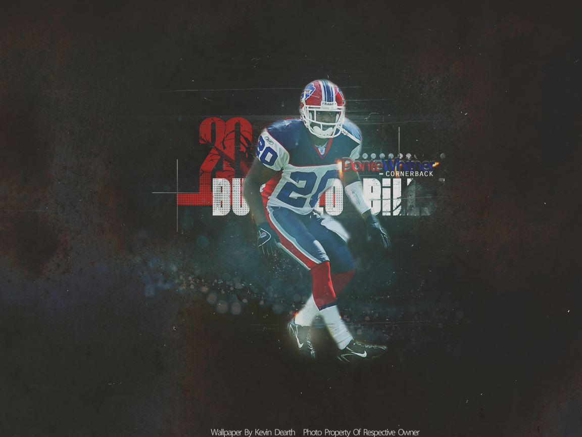Donte Whitner by Kdawg24