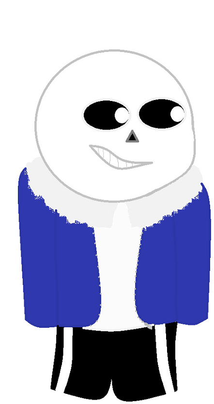 Sans by Midnytnytmare90